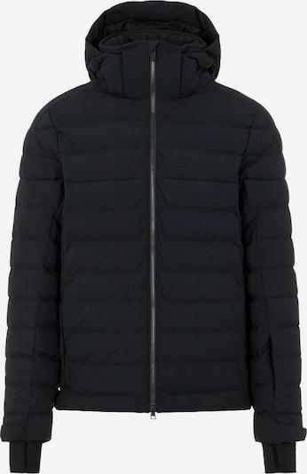 J.Lindeberg Winterjas in de kleur Zwart, Productweergave