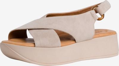 TAMARIS Sandale in greige, Produktansicht