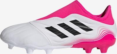 ADIDAS PERFORMANCE Fußballschuh in pink / weiß, Produktansicht