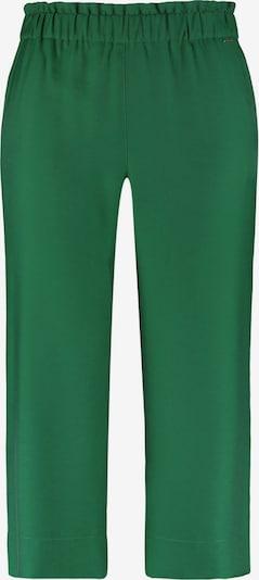 SAMOON Hose in dunkelgrün, Produktansicht