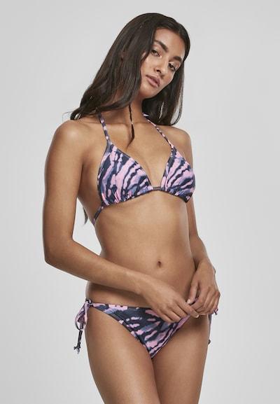 Urban Classics Bikini en mélange de couleurs, Vue avec modèle