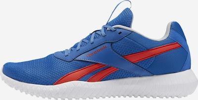 REEBOK Sneaker in blau / rot, Produktansicht