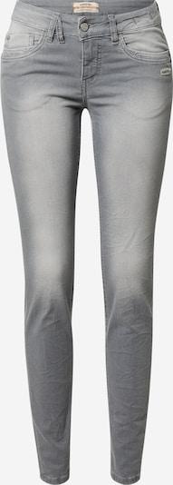 Gang Jean 'GIOIA' en gris denim, Vue avec produit