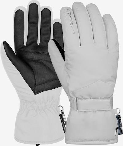 REUSCH Fingerhandschuhe 'Lea R-TEX® XT' in schwarz / weiß, Produktansicht