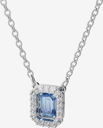 Swarovski Necklace in Blue
