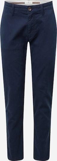 TOM TAILOR Pantalon chino en bleu marine, Vue avec produit