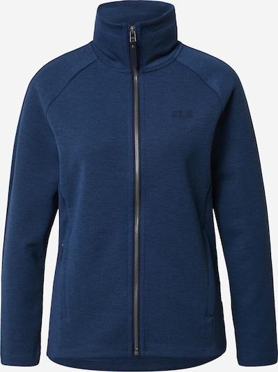 JACK WOLFSKIN Bluza polarowa funkcyjna 'BILBAO' w kolorze niebieskim, Podgląd produktu