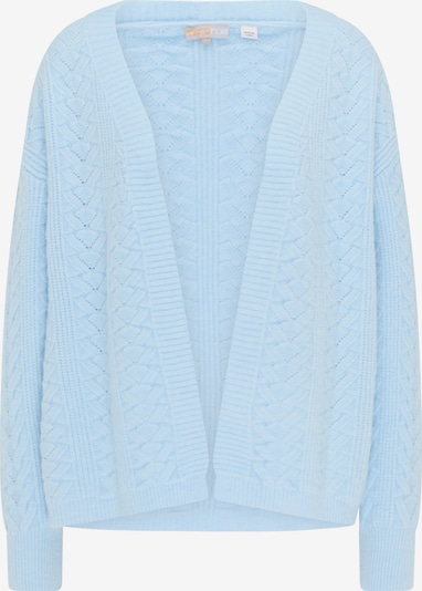 myMo NOW Cardigan in blau, Produktansicht
