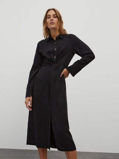 EDITED Kleid 'Florentine' in de kleur Zwart, Modelweergave