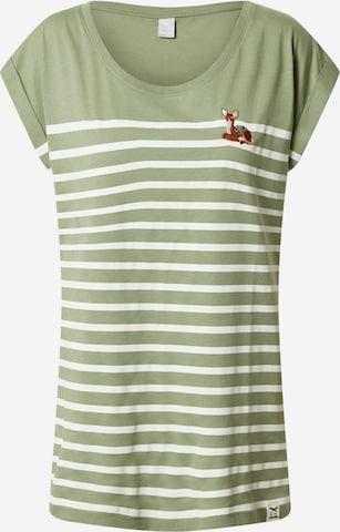 Iriedaily Shirt in Green