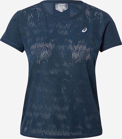 ASICS Performance Shirt in Night blue / White, Item view