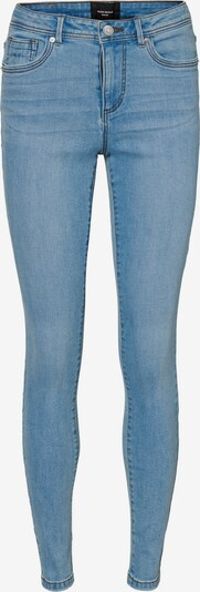 VERO MODA Jeans 'Tanya' in blue denim: Frontalansicht