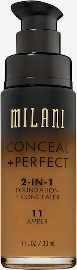 Milani Foundation + Concealer 'Conceal & Perfect 2 in 1' in, Produktansicht