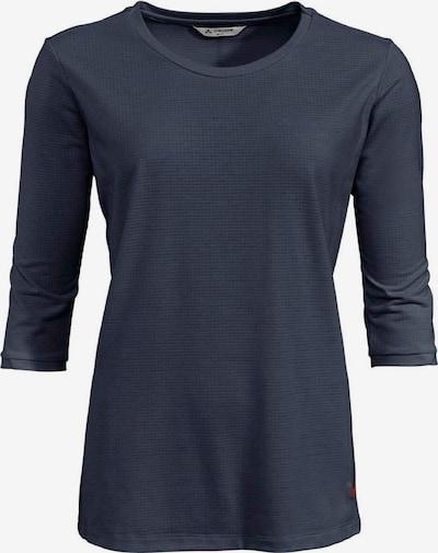 VAUDE T-Shirt ' Wo Skomer 3/4 ' in blau, Produktansicht