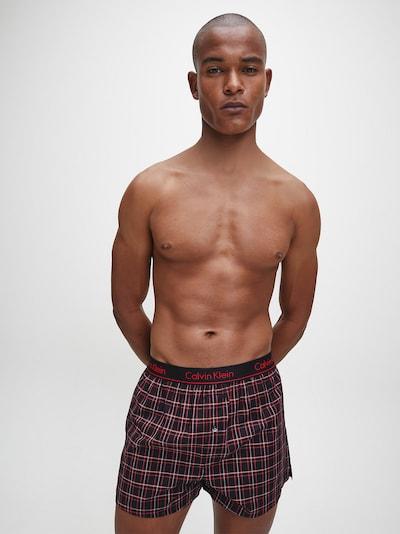 Boxer trumpikės iš Calvin Klein Underwear , spalva - mišrios spalvos, Modelio vaizdas