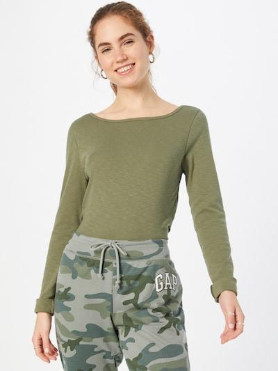 GAP Shirt in grün: Frontalansicht