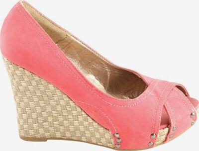 SDS Wedges Sandaletten in 38 in pink, Produktansicht