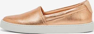 NINE TO FIVE Slip On 'Sarriá' in bronze, Produktansicht
