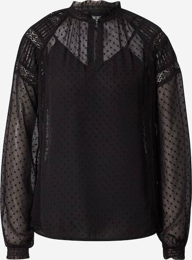 Lauren Ralph Lauren Blūze, krāsa - melns, Preces skats