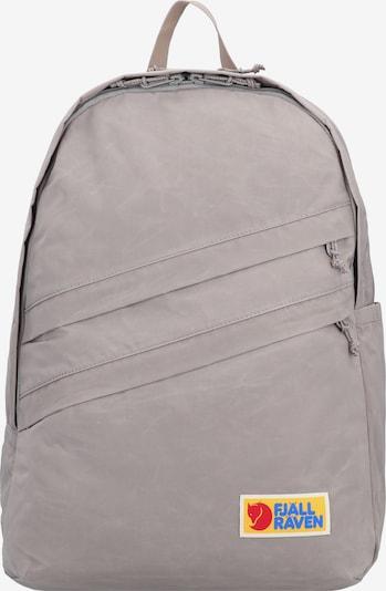 Fjällräven Rucksack 'Vardag' in blau / grau / rot / weiß, Produktansicht