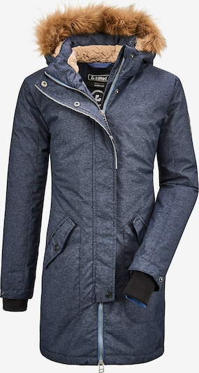 KILLTEC Outdoor jakna 'Bantry' u mornarsko plava, Pregled proizvoda