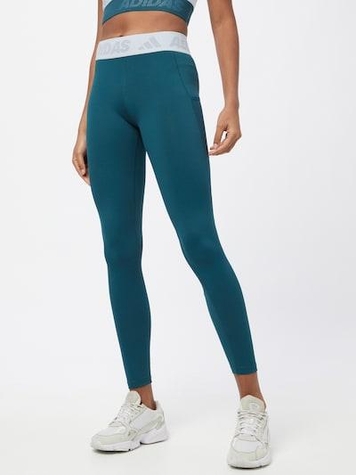 ADIDAS PERFORMANCE Športové nohavice - tmavomodrá, Model/-ka