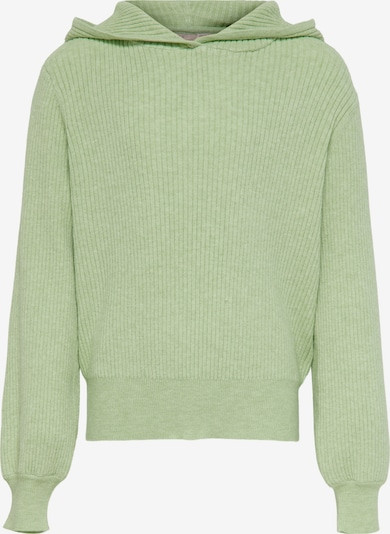 KIDS ONLY Sweatshirt 'FLORELLE' in mint, Produktansicht
