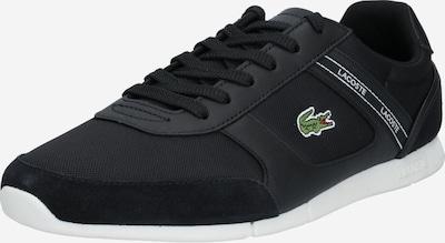 LACOSTE Sneaker 'MENERVA SPORT 0120 2' in schwarz, Produktansicht
