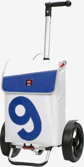 Andersen Shopper Tura Shopper 360° Einkaufstrolley 61 cm in weiß, Produktansicht