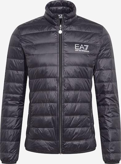 EA7 Emporio Armani Between-season jacket in black / white, Item view