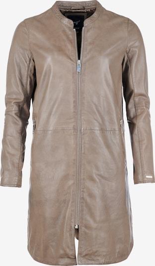 Demisezoninis paltas iš Maze, spalva – šviesiai ruda, Prekių apžvalga
