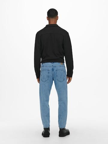 Jeans 'Avi Beam' di Only & Sons in blu