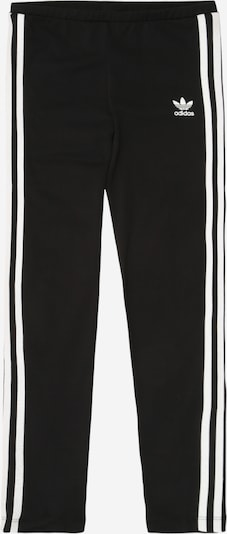 ADIDAS ORIGINALS Leggings in schwarz / weiß, Produktansicht