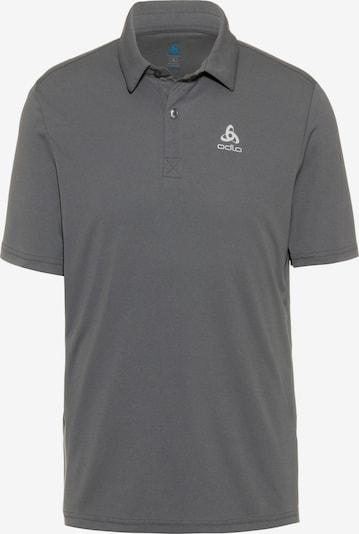 ODLO Funktionsshirt 'Cardada' in grau / weiß, Produktansicht