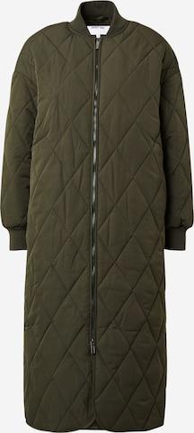 Manteau mi-saison 'Lexa' ABOUT YOU en vert