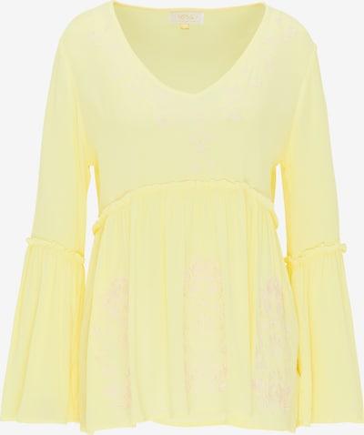 usha FESTIVAL Bluse in gelb, Produktansicht