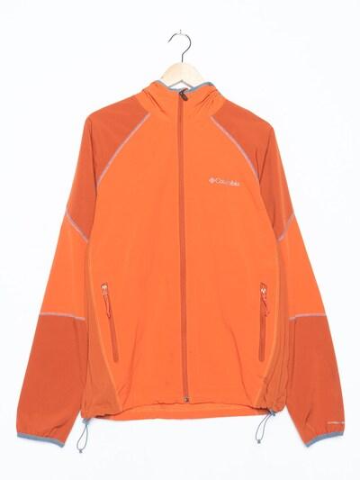 COLUMBIA Windbreaker in L-XL in mandarine, Produktansicht