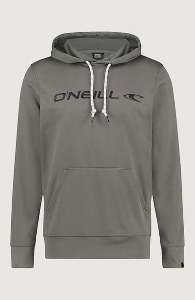 O'NEILL Sportiska tipa džemperis 'Rutile' pelēks / melns, Preces skats