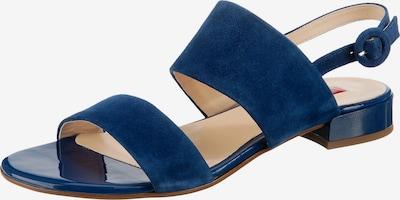 Högl Sandale in blau, Produktansicht