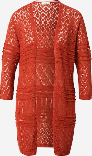 JDY Плетена жилетка 'KOBE' в червено, Преглед на продукта