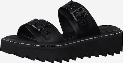 TAMARIS Pantolette in schwarz, Produktansicht