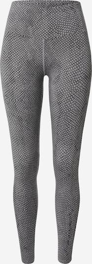 Pantaloni sport Hey Honey pe gri / negru, Vizualizare produs