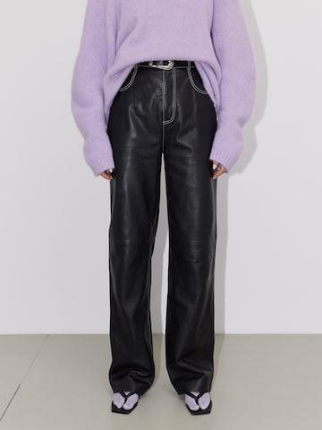 LeGer by Lena Gercke Pants 'Mia' in Black