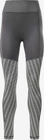 Pantaloni sport Reebok Sport pe gri închis, Vizualizare produs