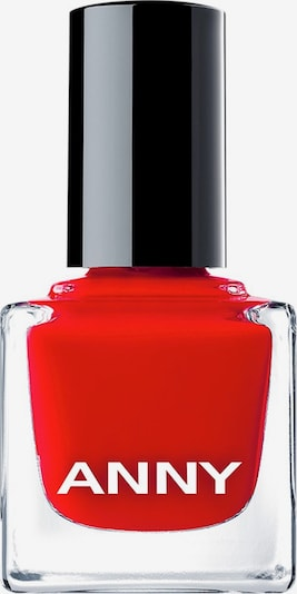 ANNY Nagellack 'L.A. Sunset Collection' in rot, Produktansicht