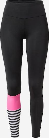Hey Honey Leggings in pink / schwarz / weiß, Produktansicht