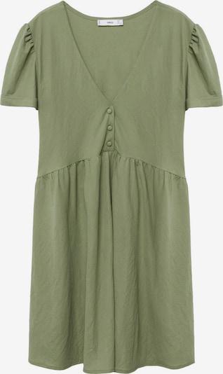 MANGO Robe d'été 'THALIA8' en olive, Vue avec produit