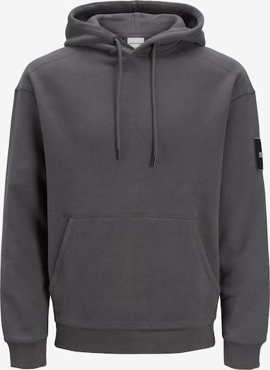JACK & JONES Sweatshirt in dunkelgrau, Produktansicht