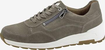 WALDLÄUFER H-etienne Sneakers Low in Grau