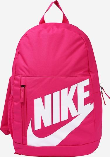 NIKE Športový batoh - malinová / biela, Produkt